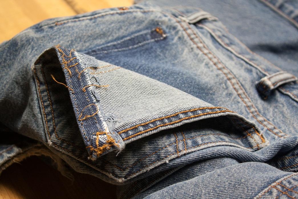 Structural Denim Repair 101 – Pockets, Inseams, and Belt Loops