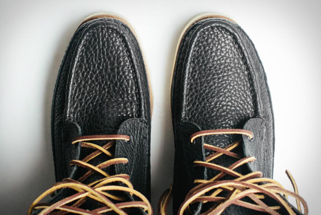Oak Street Bootmakers x Uncrate Bison Hunt Boots -2