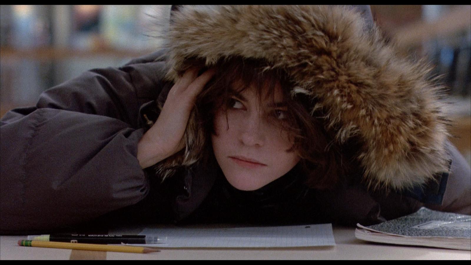 Fig. 3 - Allison Reynolds, as played by Ally Sheedy in the Breakfast Club