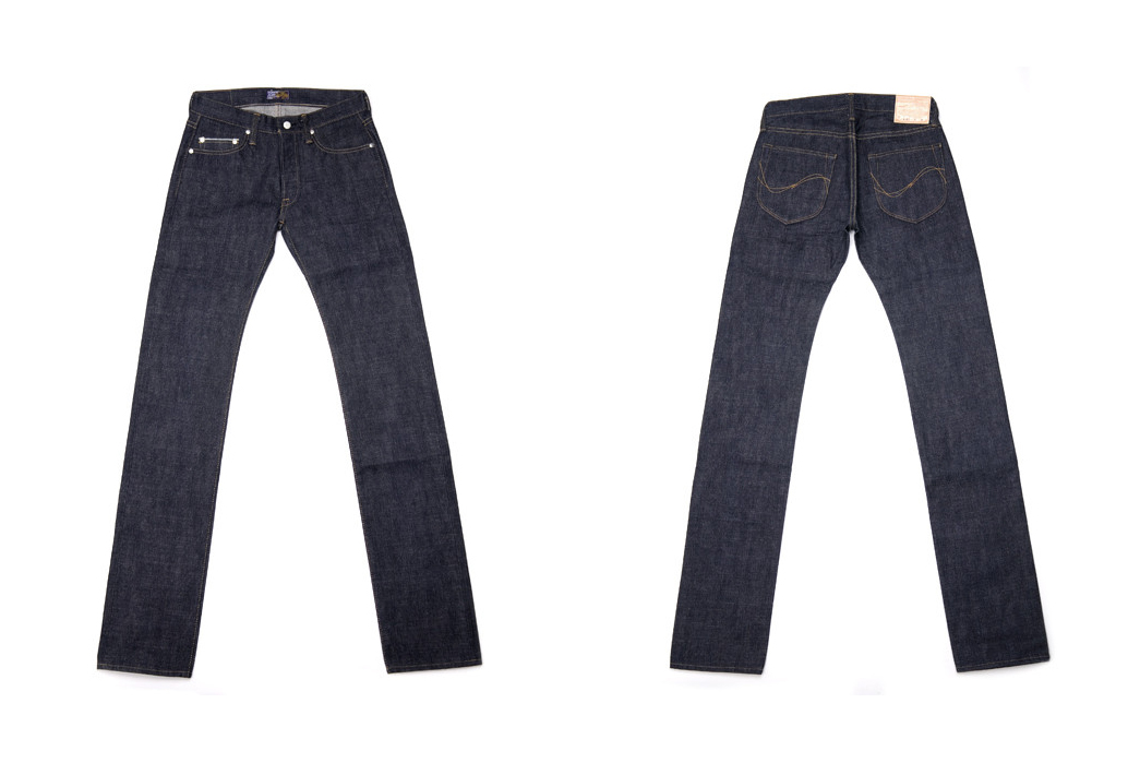 Fade of the Day – Samurai Jeans S003JP (8 Months, 1 Wash, 2 Soaks)