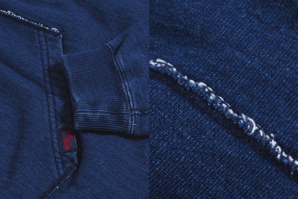Blue-Blue-Japan-Yarn-Dyed-Indigo-Raw-Fabric