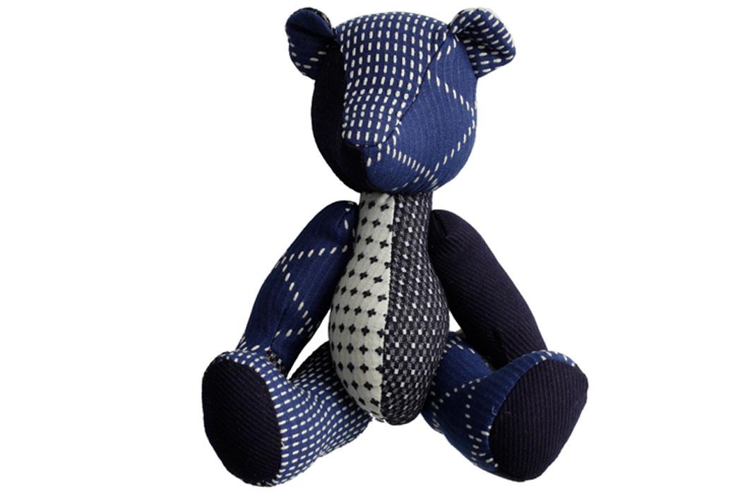 FDMTL-Sashiko-Teddy-Bear