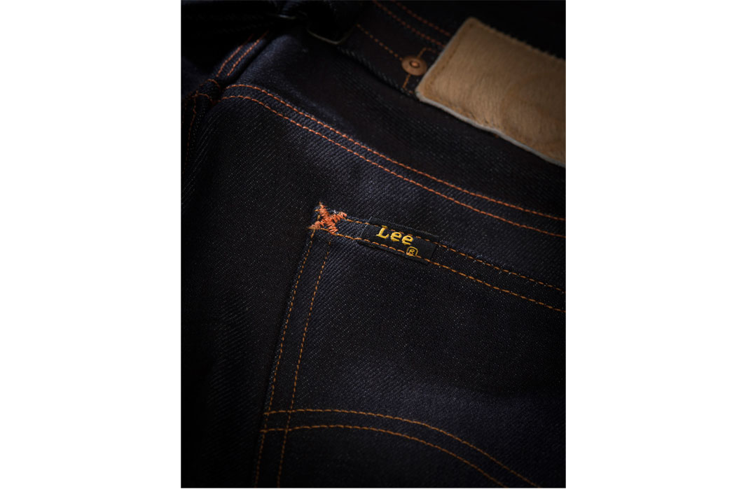 Lee 101 Cinch Tapered Jeans