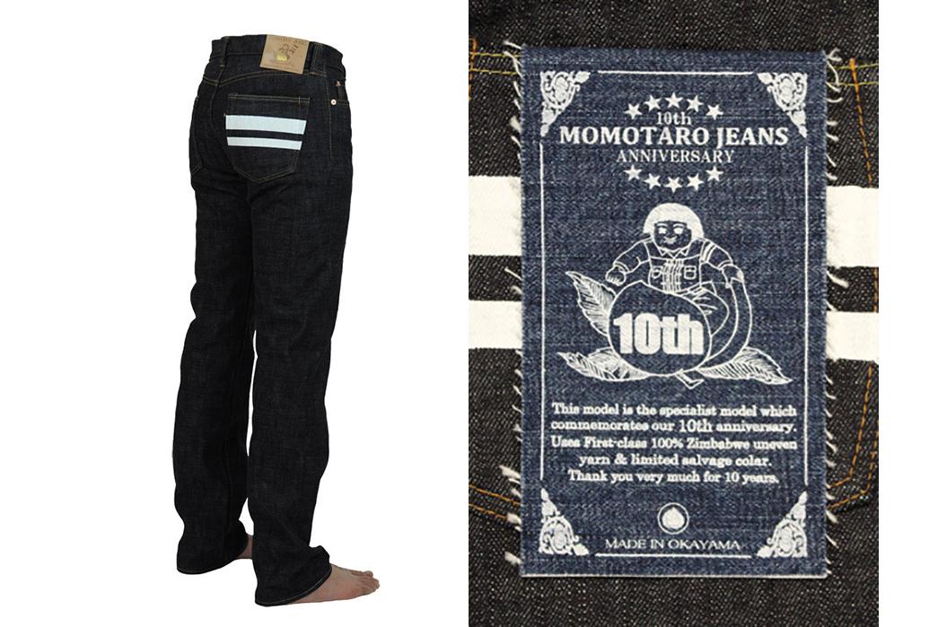 Momotaro's 10th Anniversary Collection