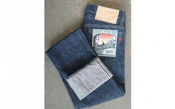 Naked & Famous Made in Japan 3 Denim