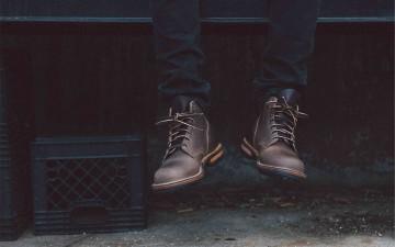 Notre Shop x Viberg Service Boots
