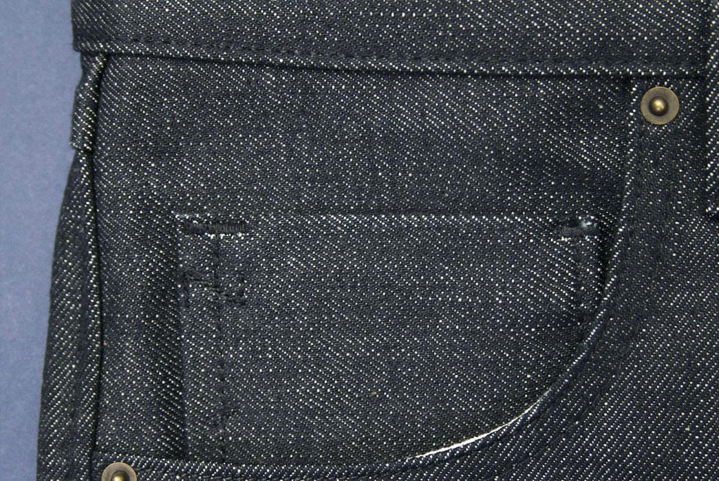 Tenue-de-Nimes-Dead-Stock-Blue-Jeans-Waist-Coin-Pocket