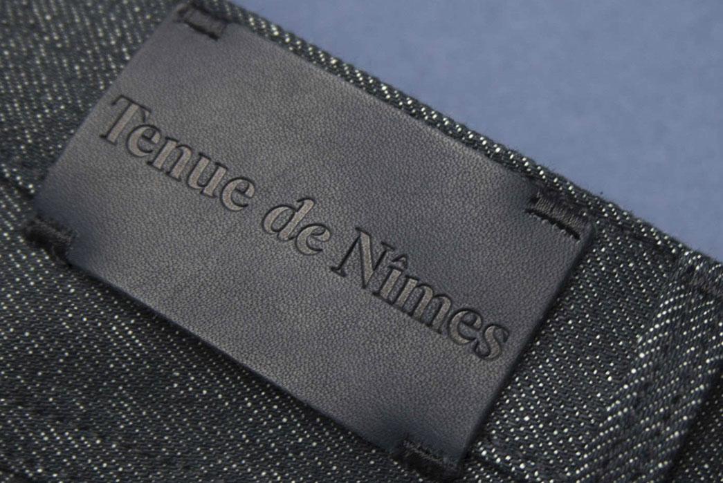 Tenue-de-Nimes-Dead-Stock-Blue-Jeans-Waist-Patch