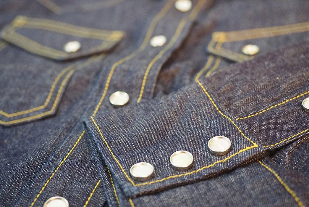The-Flat-Head-7001W-Denim-Western-Shirt-buttons