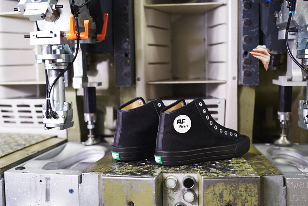 PF Flyers – Made in USA and Made in Boston