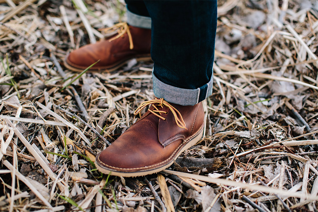 Red Wing Heritage Weekender Collection
