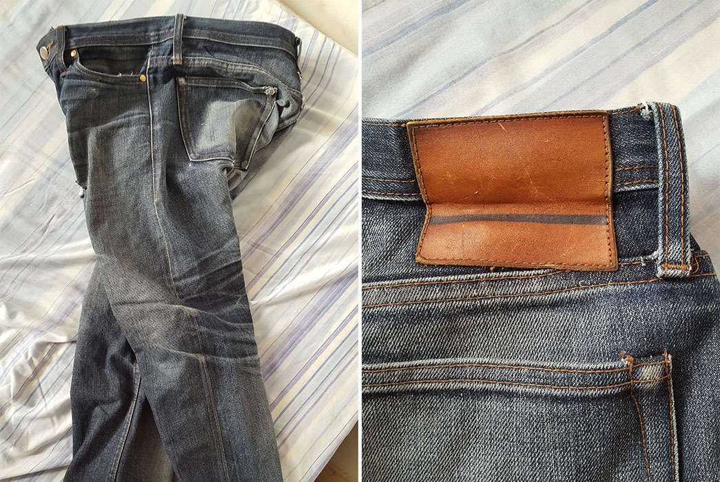 Fade of the Day - Unbranded UB201 (1 Year, 3 Months, 8 Washes, 2 Soaks)