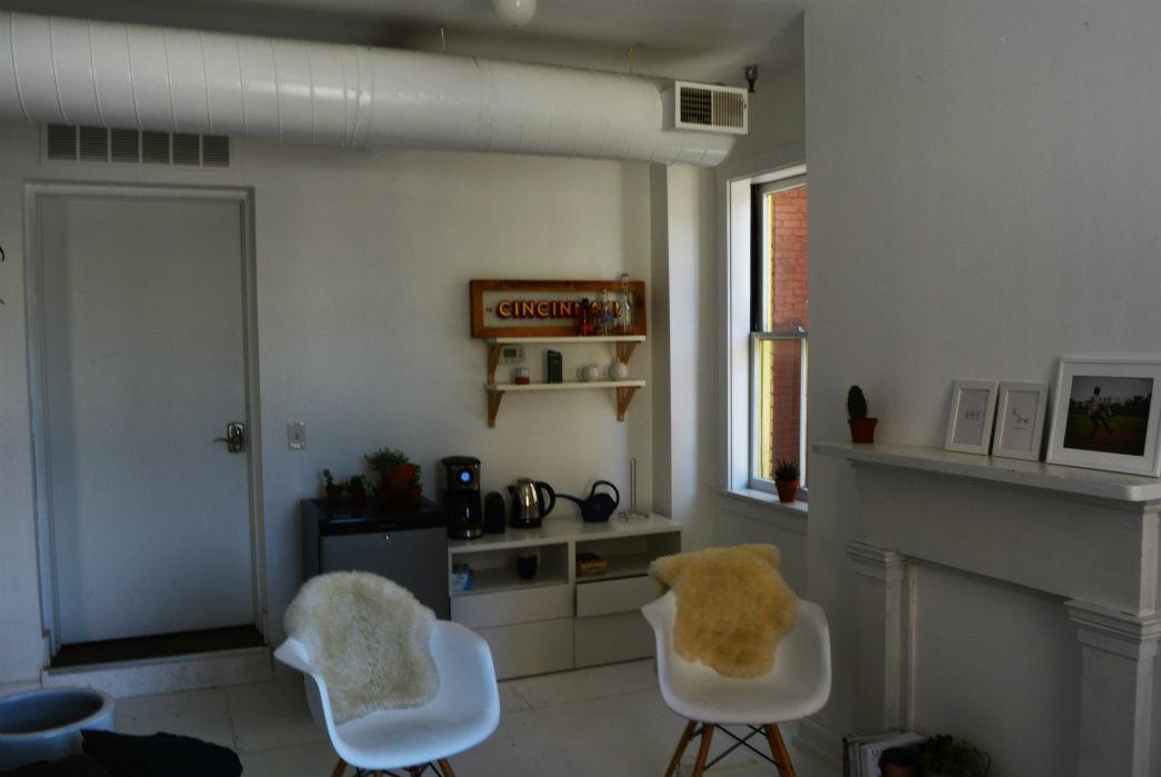 The Noble Denim Lounge