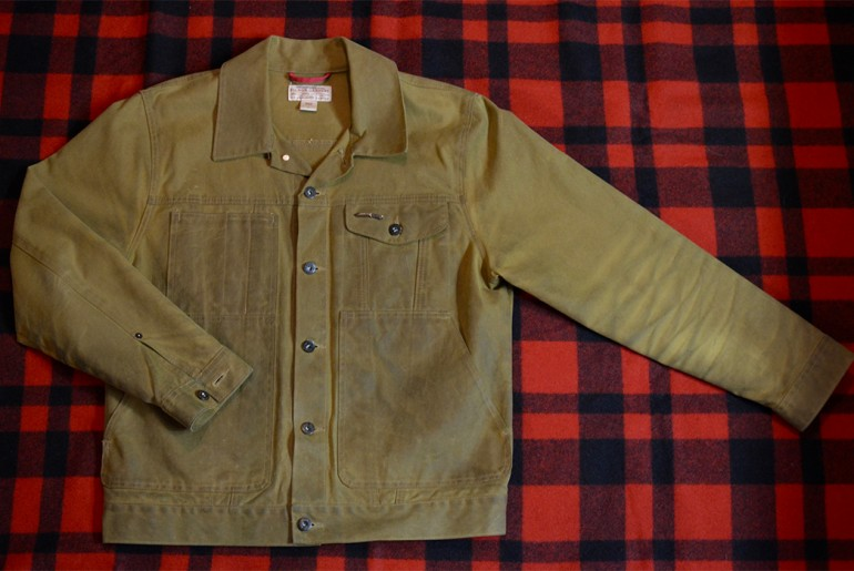 Fade of the Day - Filson Short Tin Cruiser (2 Years)</a>