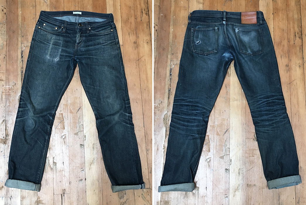 Fade of the Day – Unbranded UB201 (2 Years, 1 Month, 4 Washes)