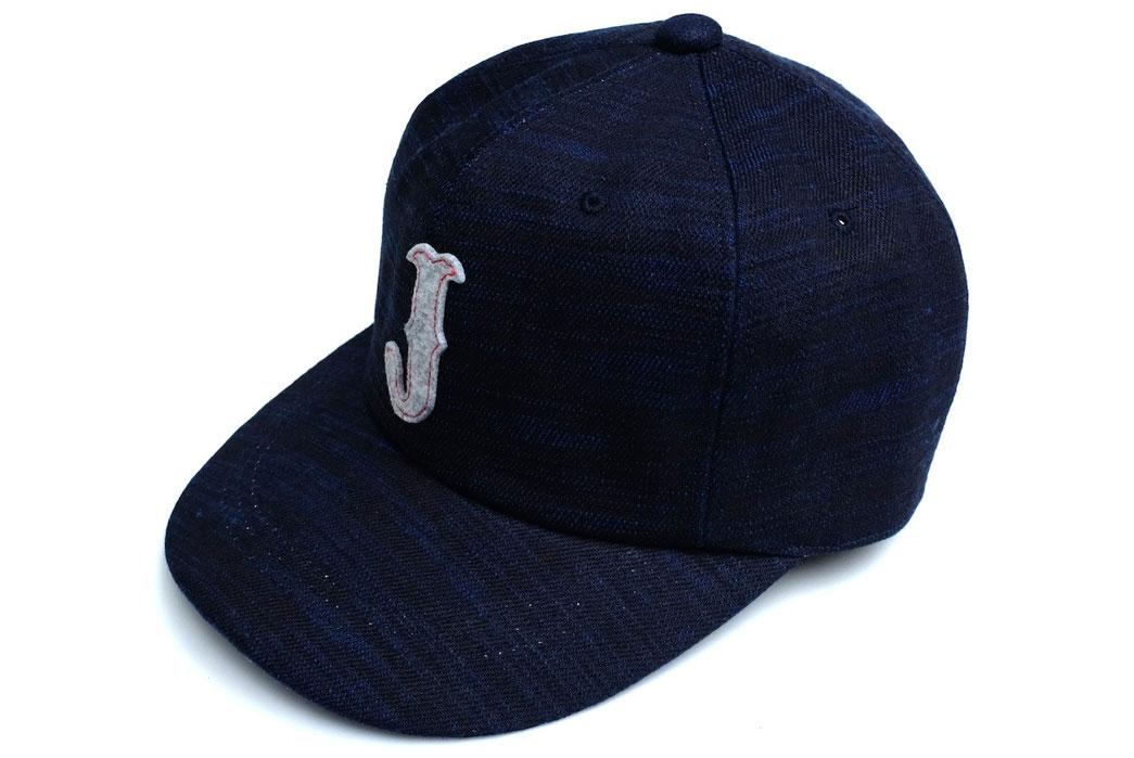 Japan-Blue-x-Okayama-Denim-'Sapphire-Slub'-18oz.-Selvedge-hat