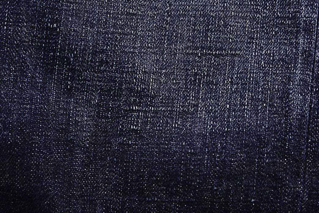 Oldblue-Co.-Extra-Slub-fade-of-the-day-fabric-closeup