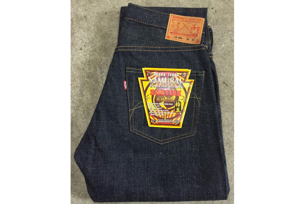 Samurai-Slim-Tapered-S0511XX-Jeans-Folded