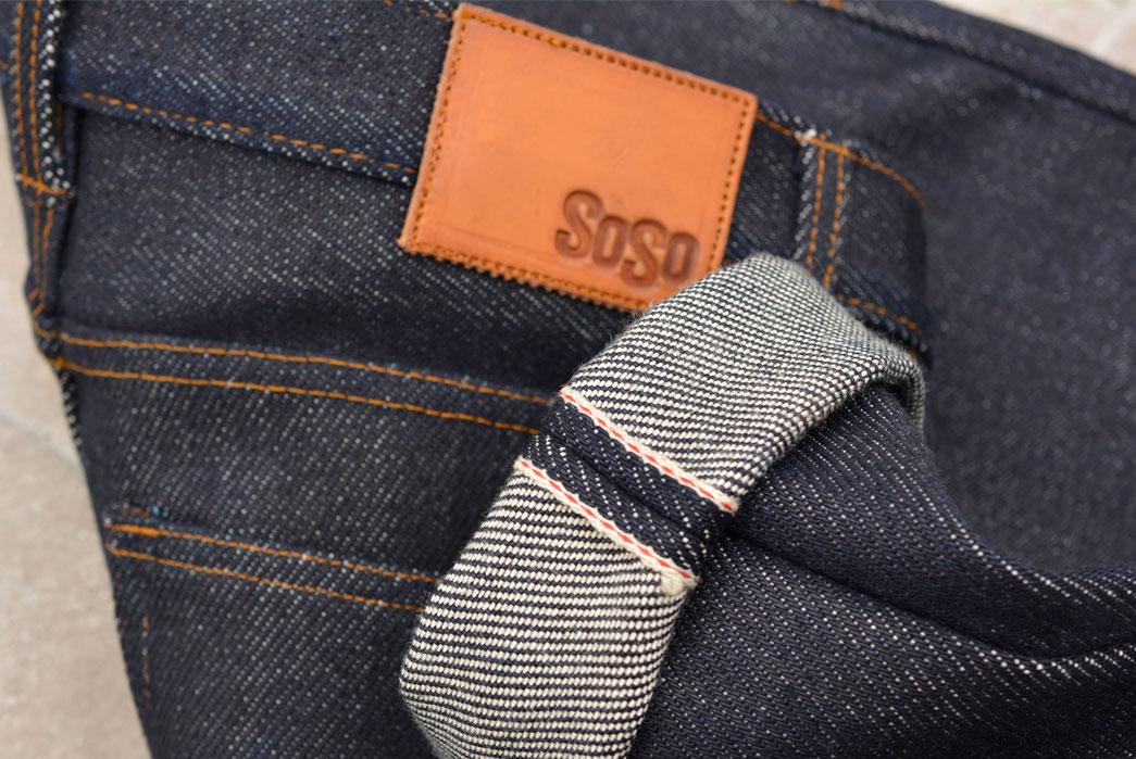 SoSo-Clothing-32-oz.-Heavyweight-Selvedge-Denim---Front