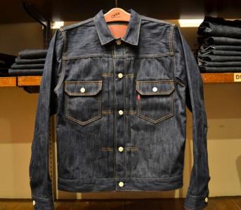 Studio-D'artisan-SDA-4385-AI-Natural-Indigo-Denim-Jacket