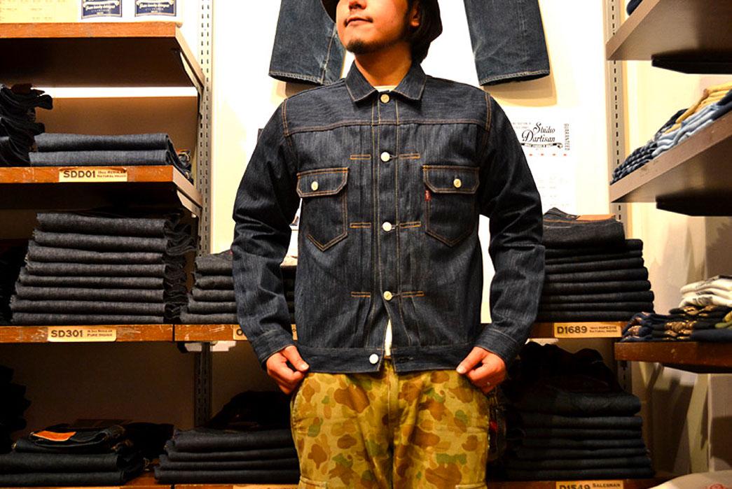 Studio-D'artisan-SDA-4385-AI-Natural-Indigo-Denim-Jacket-Fit