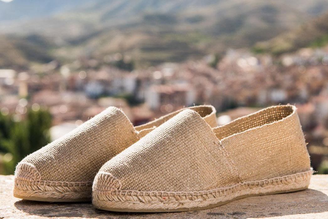 Espadrilles Store Linen Espadrille Shoes