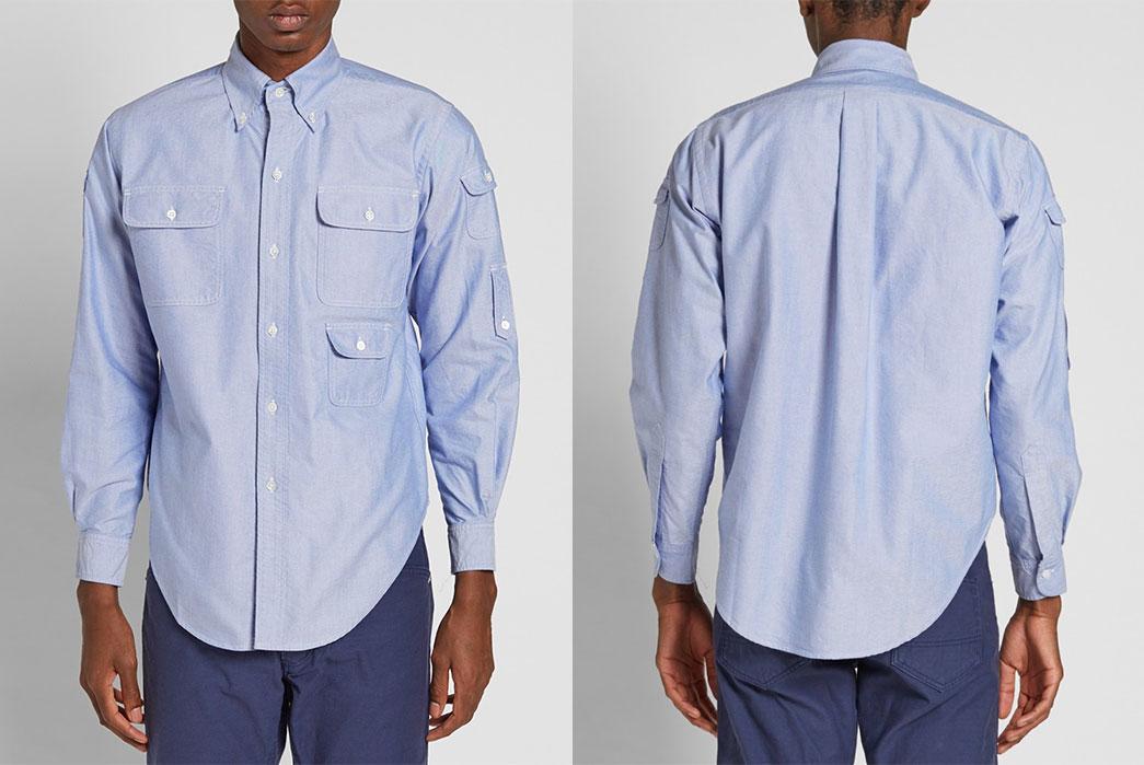 kaptain-sunshine-explorer-shirt-front-and-back-fit