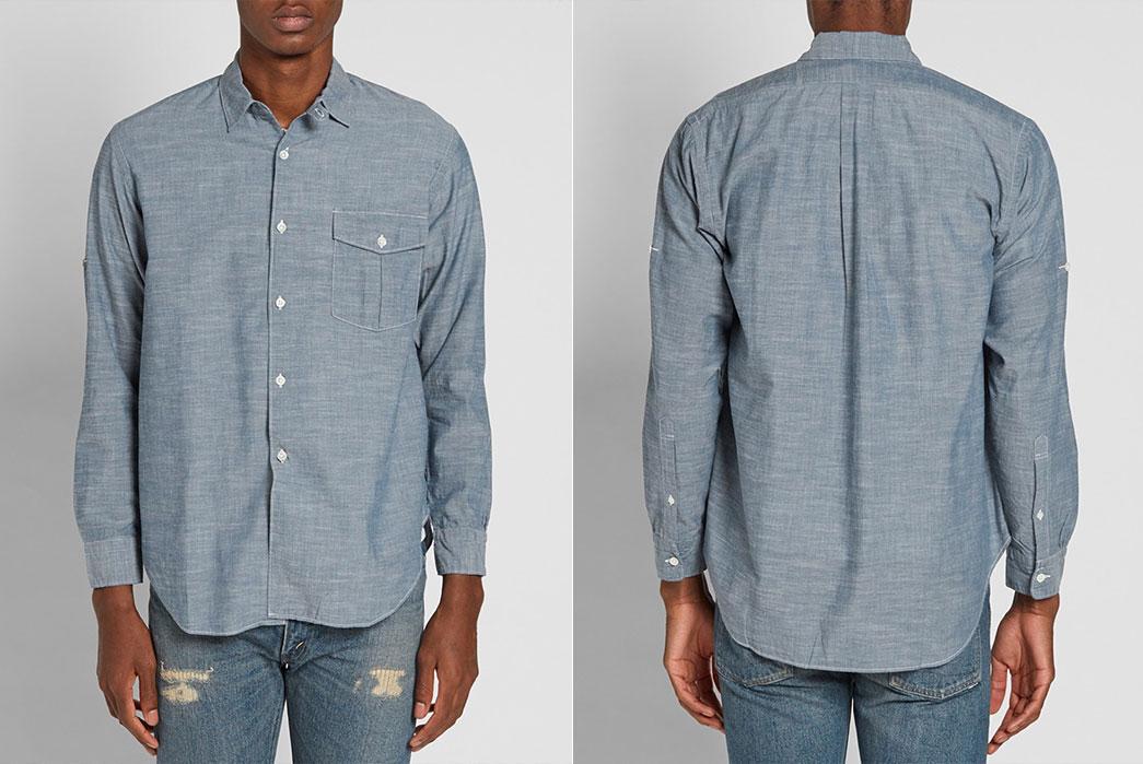 kaptain-sunshine-safari-shirt-front-and-back-fit