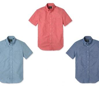 Gitman-Bros.-Vintage-Kapok-Chambray-Shirts