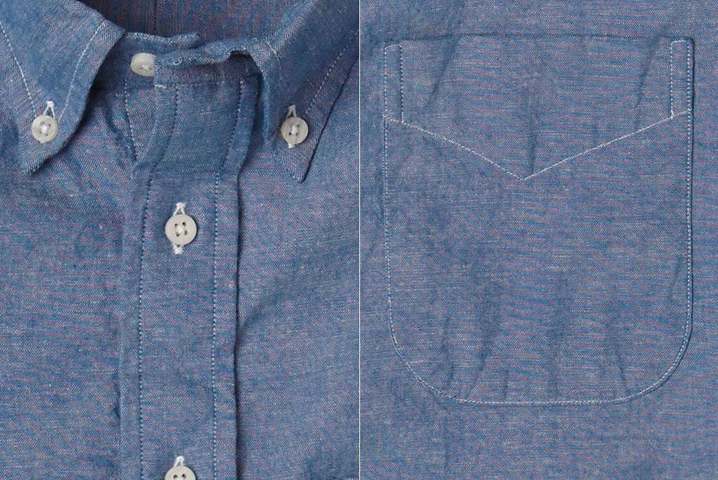 Gitman-Bros.-Vintage-Kapok-Navy-Kapok-Chambray-Shirt
