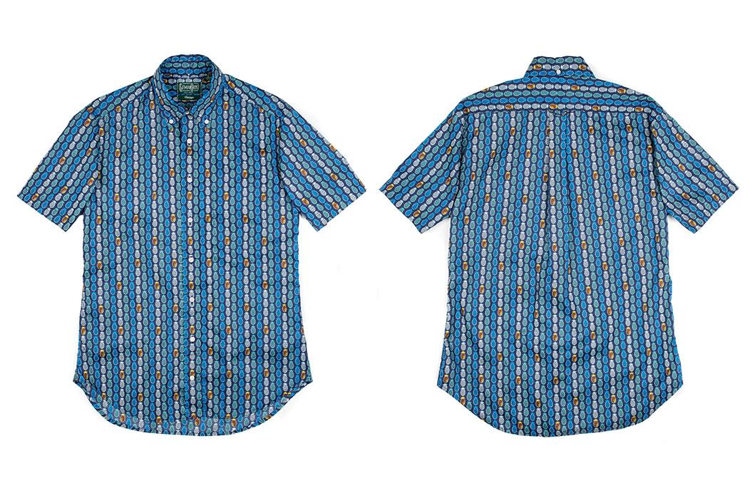 Gitman-Vintage-Short-Sleeve-Pina-Among-The-Pines-Shirt-Front-and-Back