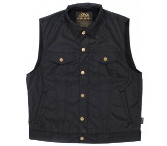 Iron-Heart-Black-Cordura-Trucker-Vest