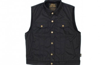 Iron-Heart-Black-Cordura-Trucker-Vest