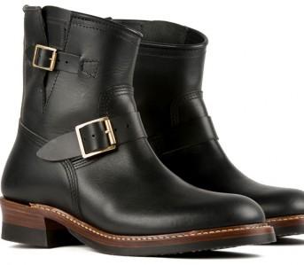John-Lofgren-Short-Shift-Engineer-Boots-front-
