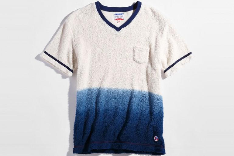 Pherrows-bakapile henley bicolor-bakapile-short-shirt</a>