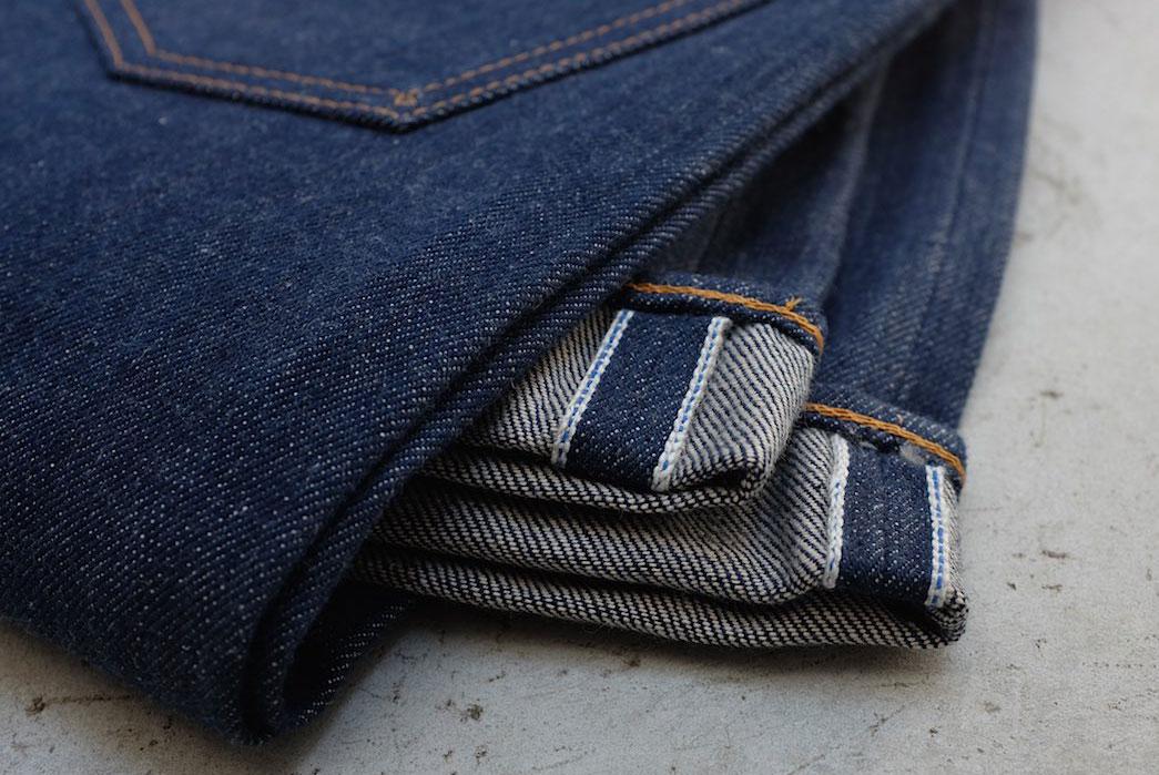 Pure-Blue-Japan-AI-13-TSM-Hand-Dyed-Natural-Indigo-Jeans-selvedge-hem-folded