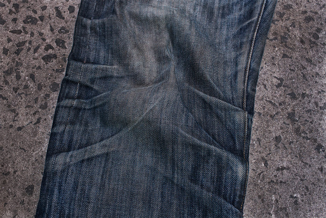 Fade of the Day - Saint Unbreakable (1 Year, 5 Months, 2 Washes, 3 Soaks)
