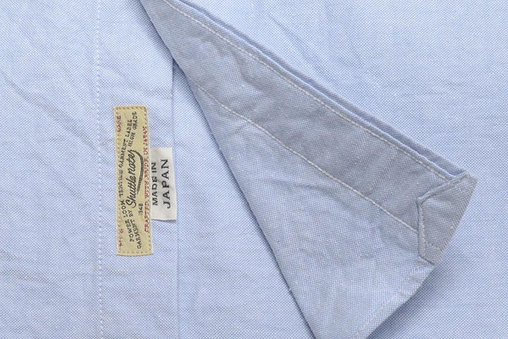 Shuttle-Notes-Officer-Shirt-Blue-Button