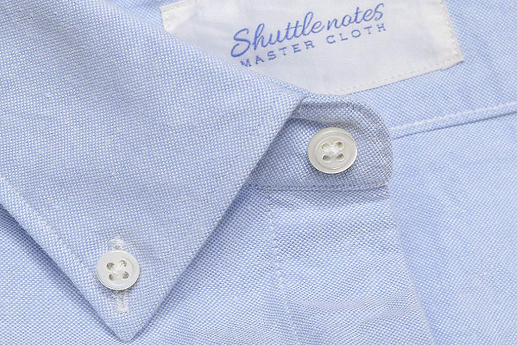 Shuttle-Notes-Officer-Shirt-Blue-Collar
