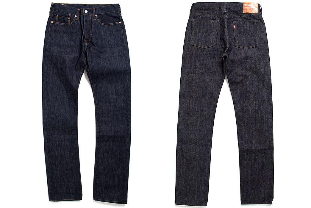 Studio-D'artisan-D1708-'Vietnam-War'-Jeans-front-and-back