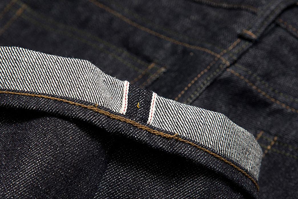 Studio-D'artisan-D1708-'Vietnam-War'-Jeans-selvedge-hem