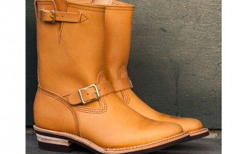 Wesco-Van-Cleef-Veg-Tan-Engineer-Boots-angle