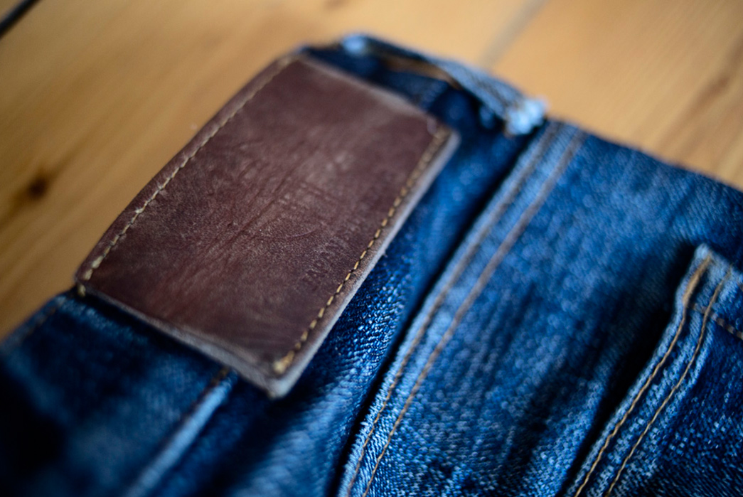 Fade of the Day - Japan Blue JB0212 (1 Year, 1 Wash)