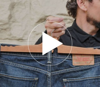 Jean Hanger Kickstarter - Dedicated Solution for Storing Jeans
