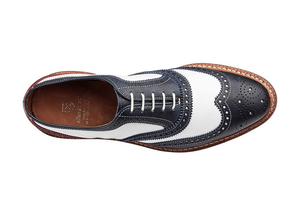 Allen-Edmonds-The-1776-dress-shoe-From-above