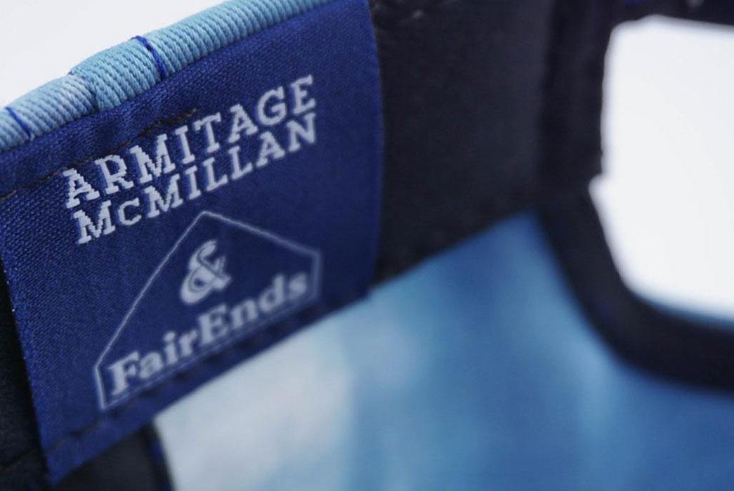 Armitageand-Mc-Millan-FairEnds-x-A&Mc-Shibori-Ball-Cap-Patch