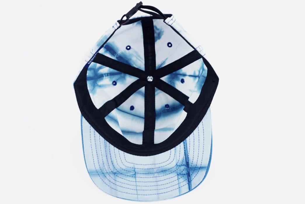 Armitageand-Mc-Millan-FairEnds-x-A&Mc-Shibori-Ball-Cap-Underneath