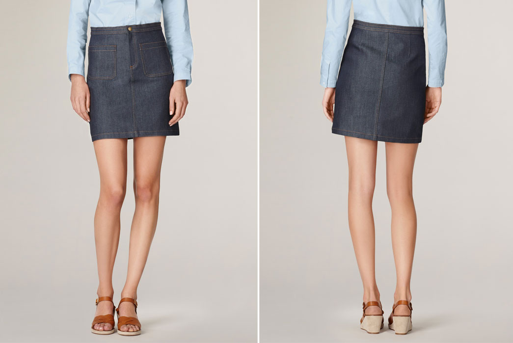 Denim-70S-Skirt-Front-Back