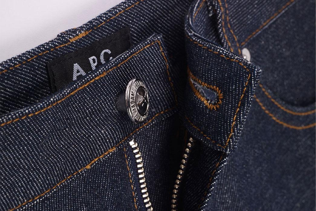 Denim-Standard-Skirt-Button