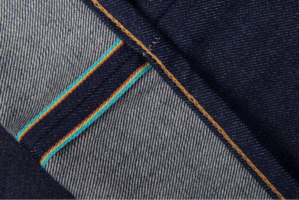 Edwin-Cultizm-x-Edwin-ED-47-63-Rainbow-Selvage-Selvedge-Cloth